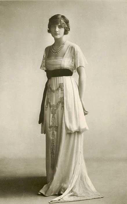 1910 summer dress