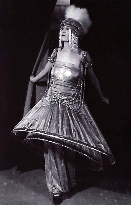 lapshade dress 2